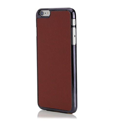 Mobiletto Lederhülle für Apple iPhone 6 Plus braun