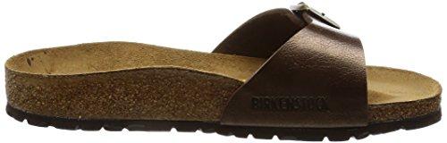 Birkenstock - Sandalias de material sintético mujer marrón - Toffee