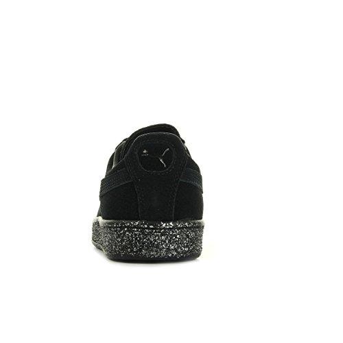 Top High Puma Sneaker Classic Noir Suede Herren q7w7I0xSz