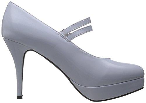 Jane 421 Valkoinen Kengät Naisten Pumpun Maryjane Ellie wEtU1qP