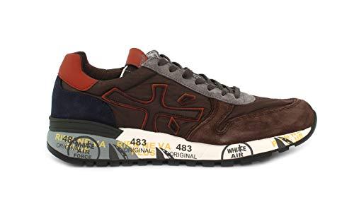 PREMIATA | Sneaker da Uomo Mick Marrone | Pre_Mick_3255
