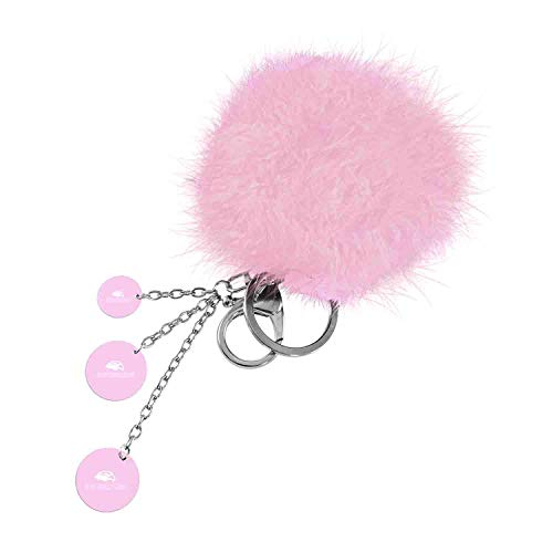 University of Southern Mississippi, Color Puff Key Chain, Pink