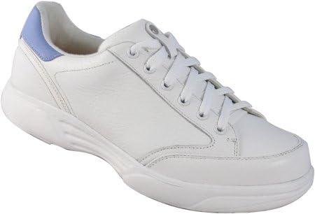 Mt. Emey Women's 9208 Walking Shoes|,|Angel White|,|10 3E US
