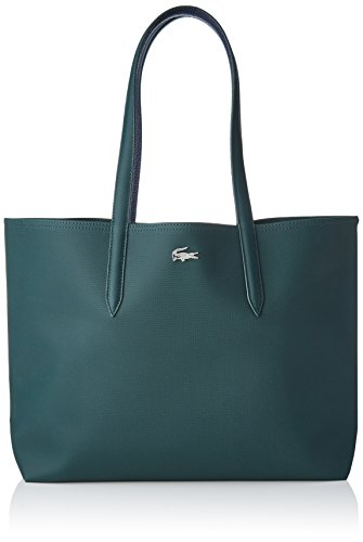 Green Vert Peacoat Nf2142aa Lacoste Gables Cabas OqwPzB4