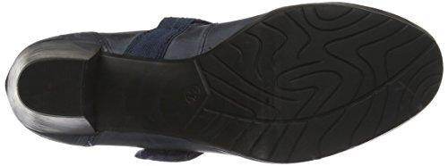 Marco Tozzi Premio 24415, Zapatos de Tacón para Mujer Azul (Navy 805)
