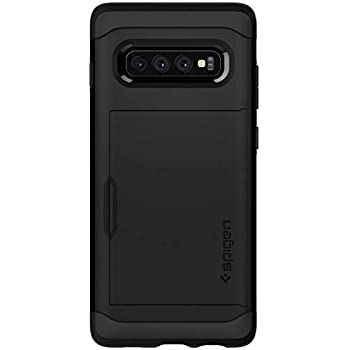 Spigen Slim Armor CS Designed for Samsung Galaxy S10 Case (2019) - Black