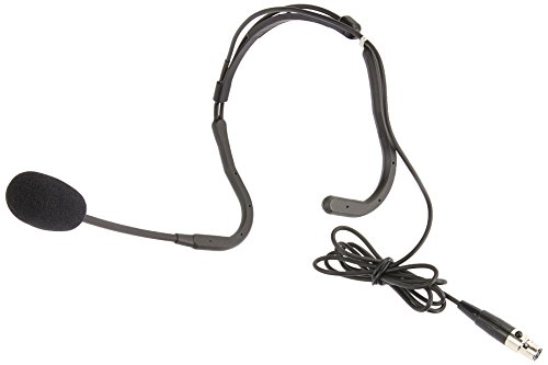 Aerobic Headset Microphone (Samson QE Fitness Headset with P3 Connector)