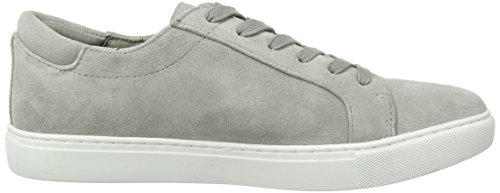 Kenneth Cole New York Mujeres Kam Zapatillas Moda Gris Claro / Gamuza