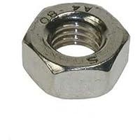 Hexagonal (Allen) de llaves de tuercas A2 acero