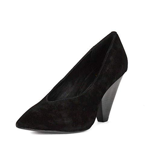 Décolleté Scamosciata Pelle Nero Deal Donna Da Nera Ash Scarpe Footwear In IRwXvnBEq