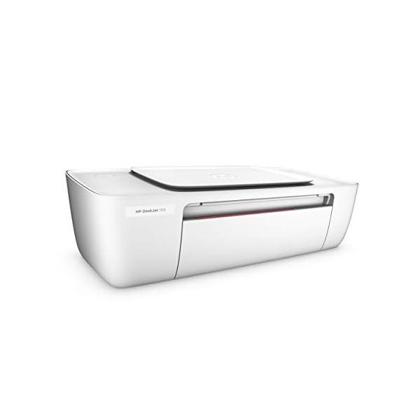 HP DeskJet 1112 Single Function Inkjet Colour Printer 5