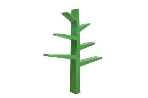 babyletto Spruce Tree Bookcase, Green ()