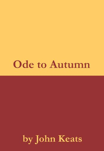 ode to autumn