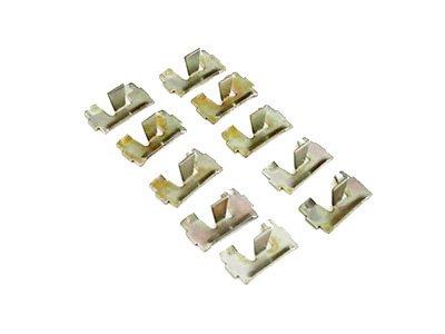 running board clips - 1