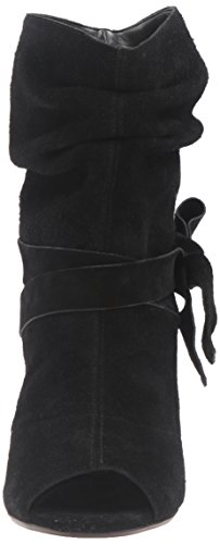 Black Nine Women's Ankle West Ronia Boot Suede TXwBTq