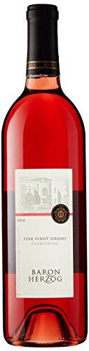 Pink Pinot Grigio - 1