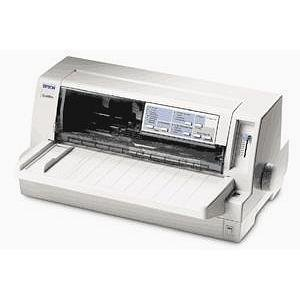 - Epson C376101 Pro Dot Matrix Printer LQ-680, 24 Pin, Narrow, Parallel