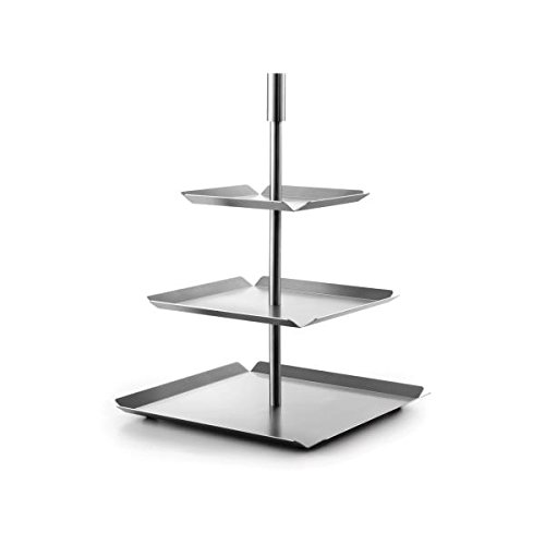 ZACK 30724 PIANO fruit stand 3 tier