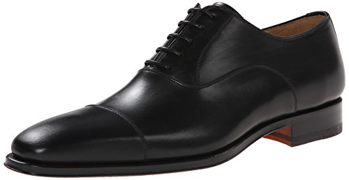 Magnanni Men's Bonete Oxford, Guodi Black, 9.5 M US
