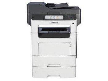 Lexmark MX611dte Laser MultiFunction Printer