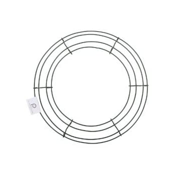Amazon Com Bulk Buy Panacea Wire Wreath Frame 18 Green 36006 10