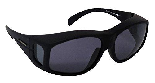 Gris nbsp;UV400 CAT polarizadas 3 mediano Tamaño nbsp;lentes Overglasses qYxpwtnSf