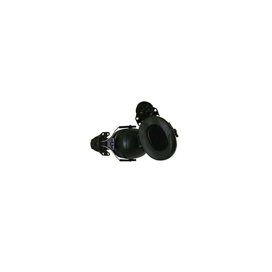 OPG Helmet Adjustable Ear Muffs, Fits Petzl Vertex and Alveo Helmets and most other slotted helmets