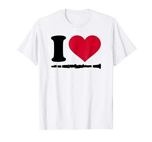 I love clarinet T-Shirt