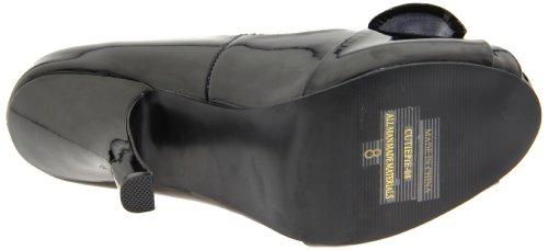 Pleaser - CUTIEPIE-08, Scarpe col tacco da donna, nero(black patent), 40