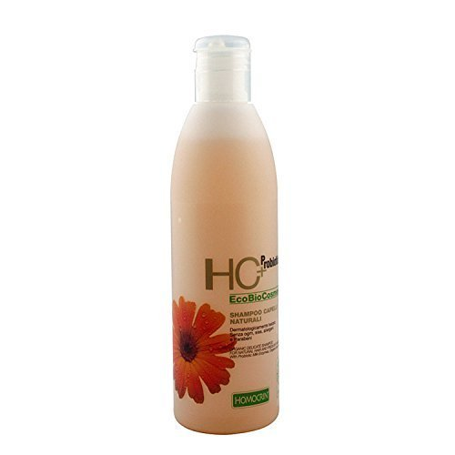 Homocrin Natural - Homocrin Natural Delicate Shampoo For Untreated Hair, 8.45-Ounce Bottle by Homocrin
