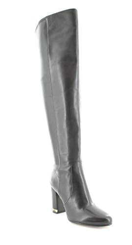 Price comparison product image Michael Michael Kors Sabrina Boot Women US 5 Black Over The Knee Boot