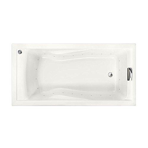 American Standard 7236068C.020 72 Inch by 36 Inch Deep Soak EverClean Air Bath Evolution, White