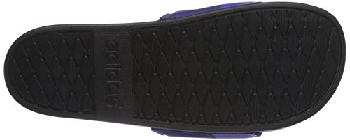 adidas Adilette Supercloud Plus - Zapatillas de casa de material sintético hombre Azul / Blanco