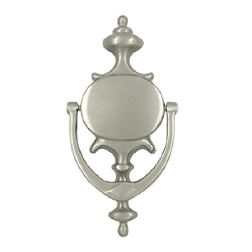 Deltana DK854U15 Imperial Design and 5-Inch Center to Center Door Knocker