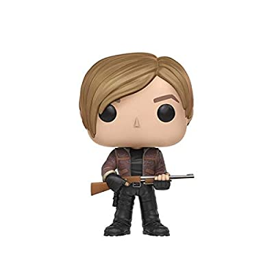 WWZL Resident Evil Leon Kennedy POP Figure Boxed Gift PVC Statue/10CM: Home & Kitchen