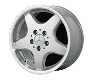 18 5 spoke amg style alloy wheels for for Mercedes benz mag wheels
