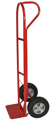 Milwaukee Hand Trucks 47851 P-Handle Truck with 10-Inch S...