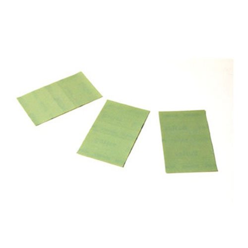 Chemical Guys Flex_Sheets_L_3 Light Cut 2500 Grit Latex Self-Adhesive Sanding Sheets (Pack of 3)