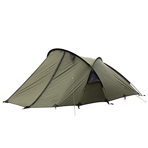 Snugpak Scorpion 3 Tent, 3 Person 4 Season Camping Tent, Waterproof, Olive