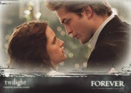 Twilight Premium Trading Cards - Card #71 - Forever [Misc.]