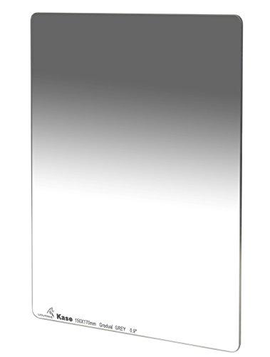 Kase Wolverine Shockproof 150mm x 170mm Soft Grad ND0.9 Filter 3 Stop Neutral Density Optical Glass 150 ND by Kase