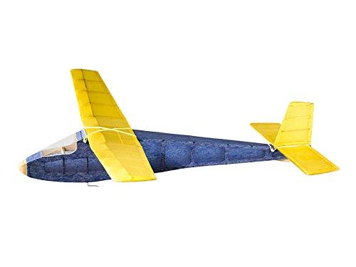 Osprey Balsa Wood Glider Plane Kit by Vintage Model Co Wingspan 505mm
