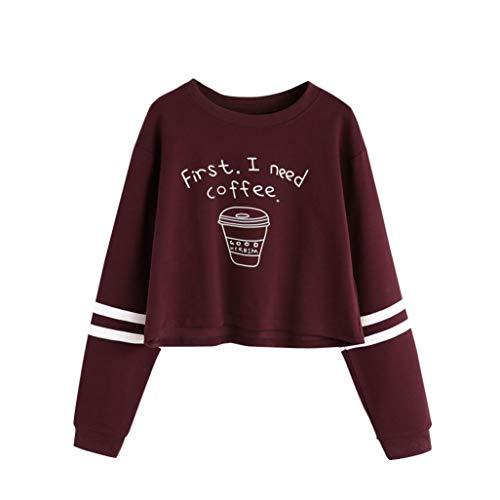 Sweatshirt Hoodie Women MITIY Round Neck Long Sleeve Letter Print Casual Pullover - Animal Print Suede Jacket