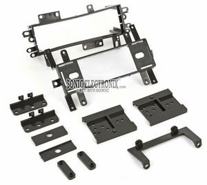 (Metra 99-5700 Installation Multi-Kit for 1975-2000 Ford/Jeep/Lincoln/Mazda/Mercury Vehicles (Black))
