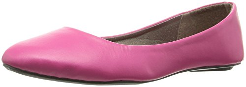 West Blvd Womens Casual Ballet Flat