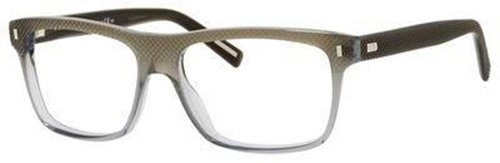DIOR HOMME Eyeglasses BLACKTIE 168 0F07 Brown Gray 55MM