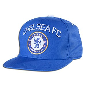 Chelsea Fc Snapback Adjustable Cap Hat – White - Blue New Season ()