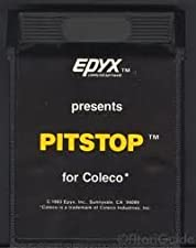 Pitstop (Colecovision) by Epyx
