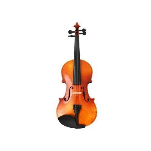 Crescent 1/2 Size Student Violin Starter Kit (Includes CrescentTM Digital E-Tuner)