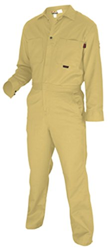 Industrial 100% Cotton Coverall - 9